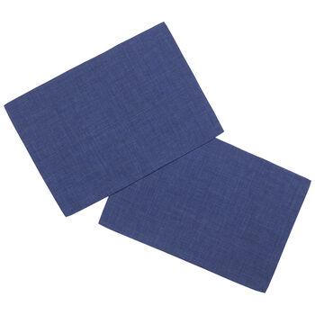 Textil Uni TREND Platzset marine S2 35x50cm
