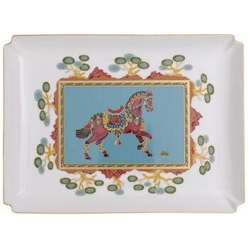 Samarkand Aquamarin Gifts grande coupe décorative
