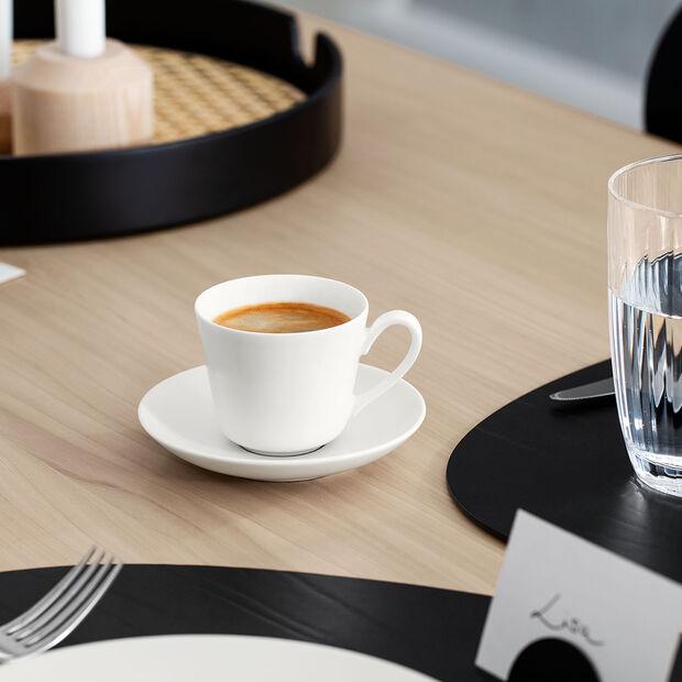Twist White Mokka-/Espressotasse, , large