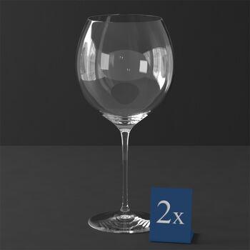Allegorie Premium Rotweinglas, 2 Stück, für Burgunder Grand Cru