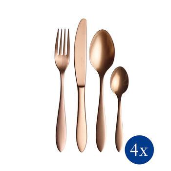 Manufacture Cutlery couverts de table 16pièces
