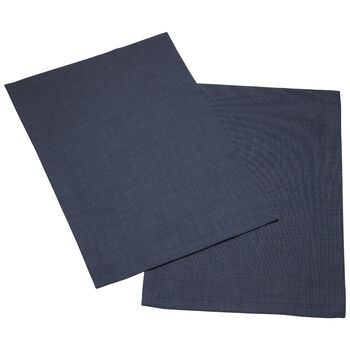 Textil Uni TREND Tovaglietta azur 2 pz. 35x50cm