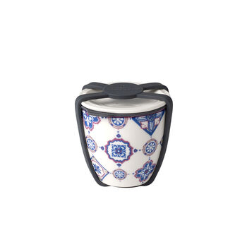 Modern Dining To Go Indigo coupe S