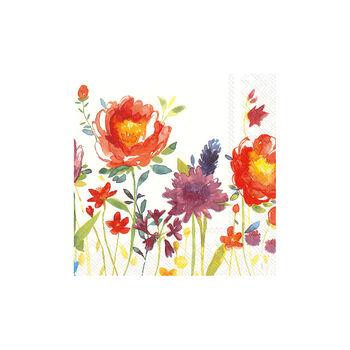 Papier Servietten Anmut Flowers 33x33cm