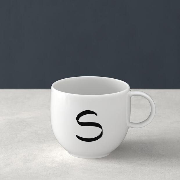 Mug Letters S 13x10x8cm, , large