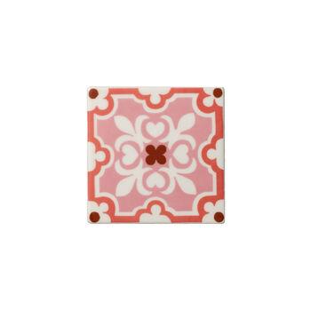 Table Accessories Set sottobicchieri 2 pz. Rose Caro 11x11cm