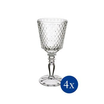Boston Flare Rotweinglas, 4 Stück