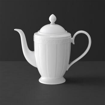 White Pearl bricco da caffè 6 pers.