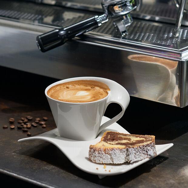 NewWave Caffè großer Kaffee-Unterteller 22 x 17 cm, , large