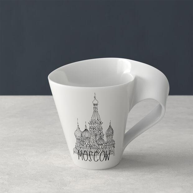 Modern Cities, tazza da caffè, Mosca, 300ml, , large