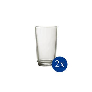 like. By Villeroy & Boch it's my match ensemble de verres à long drink mineral, vert, 8x14 cm, 2pièces