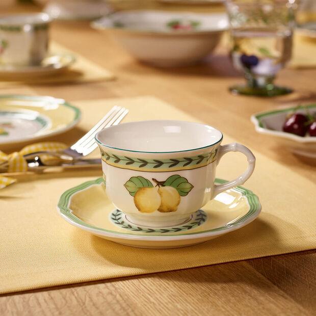 French Garden Fleurence Kaffee-/Teeuntertasse 15cm, , large