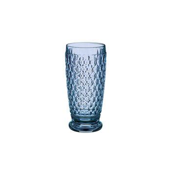 Boston Coloured Longdrink-Glas Blue