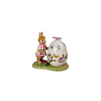 Bunny Tales Osterei-Dose Anna, 11 x 6,5 x 10 cm, bunt