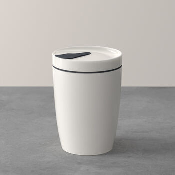 Mug à café To Go, 270 ml, blanc