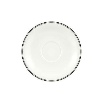 Charm & Breakfast Design Naif Café au lait-Untertasse XL 20cm