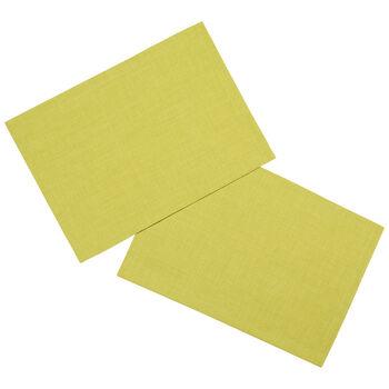 Textil Uni TREND Platzset limone S2 35x50cm