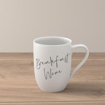 """Statement Becher """"Breakfast Wine"""""""