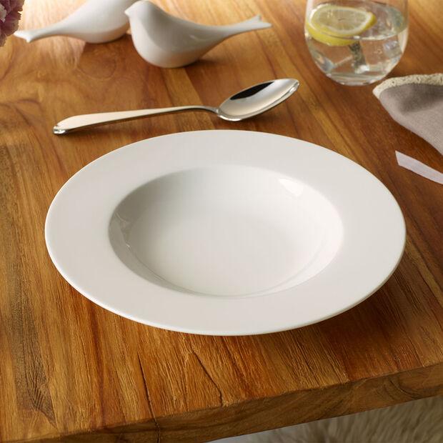 Twist White Suppenteller, , large