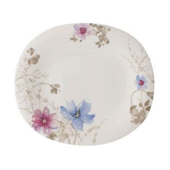 Mariefleur Gris Basic piatto piano ovale