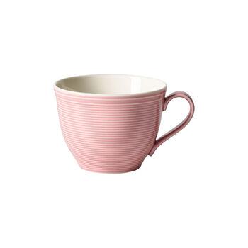 Color Loop Rose tazza da caffè senza piattino