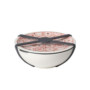 Modern Dining To Go Rosé Schale M