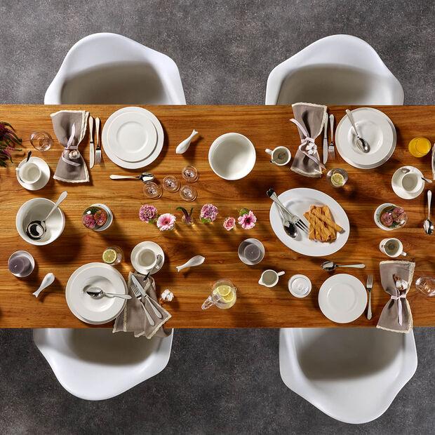 Twist White Frühstücks-Set für Zwei 6-teilig, , large