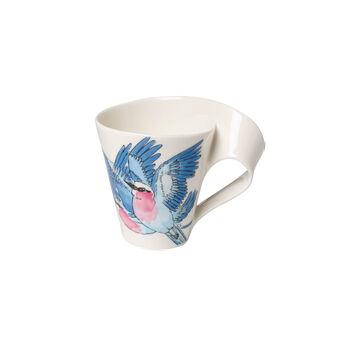 NewWave Caffè Lilac Breasted Roller Becher mit Henkel (Geschenkkarton)