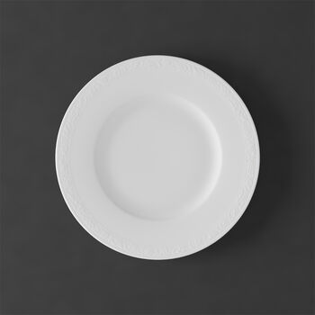 White Pearl piatto da colazione