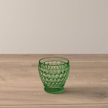 Boston Coloured Shot-Glas Green