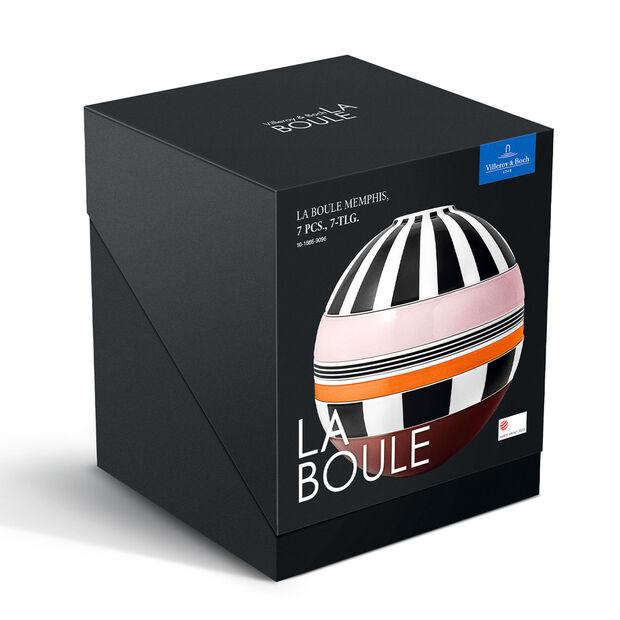 Iconic La Boule memphis, bunt, , large