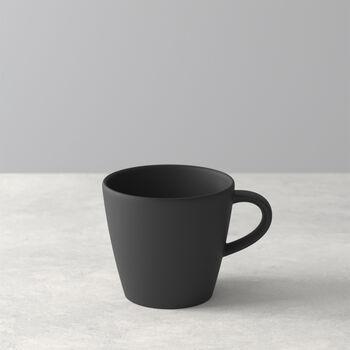 Manufacture Rock tazza da caffè, nero/grigio, 10,5 x 8 x 7,5 cm
