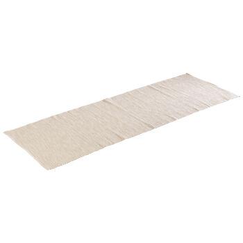 Textil News Breeze chemin de table ecru 50x140cm