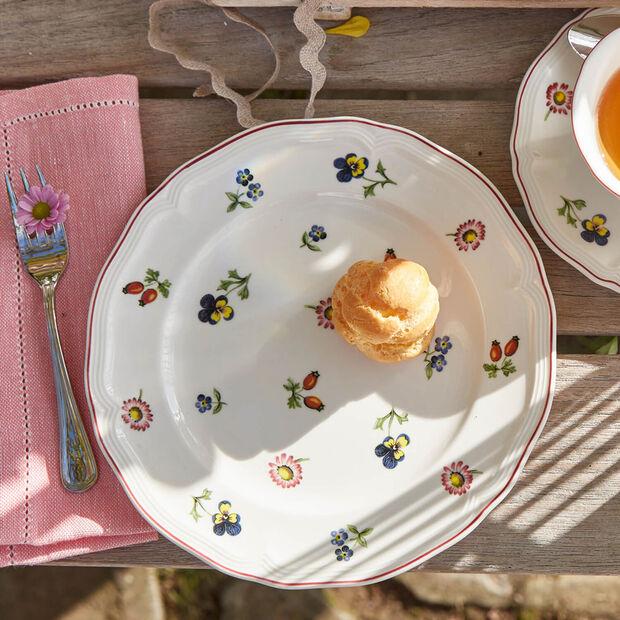 Petite Fleur assiette à dessert, , large