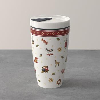To Go tazza mug da viaggio Toy's Delight