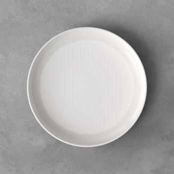 it's my match assiette, 27cm, blanche