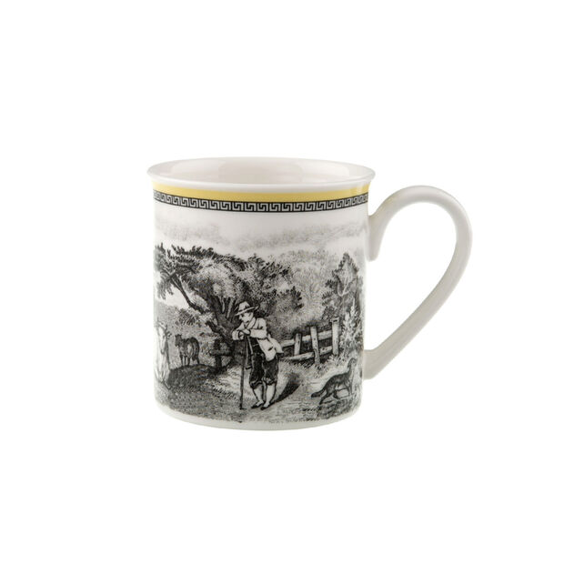 Audun Fleur Kaffeebecher mit Henkel, , large