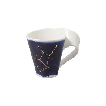 NewWave Stars mug vierge, 300ml, bleu/blanc