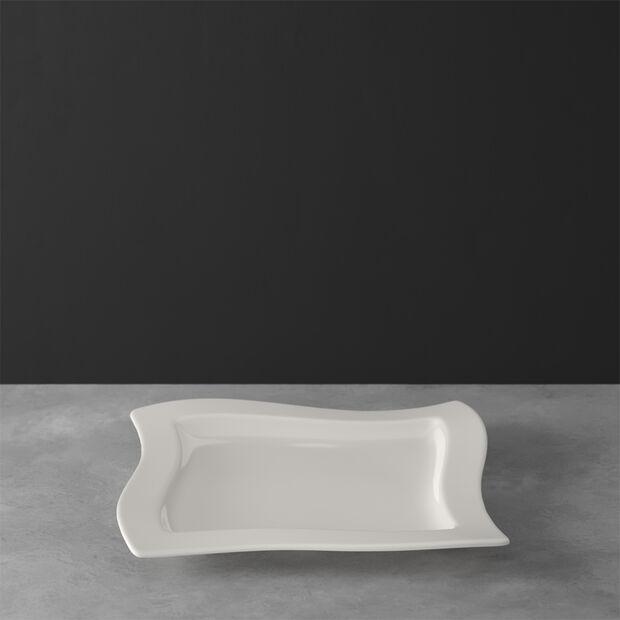 NewWave piatto da portata quadrato 34 x 34 cm, , large