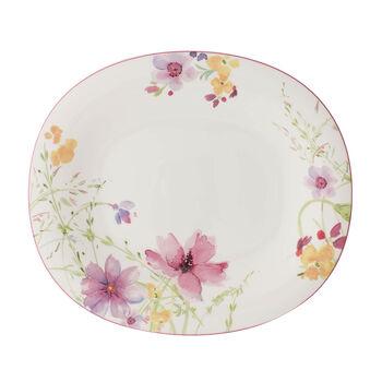 Mariefleur Basic piatto piano ovale