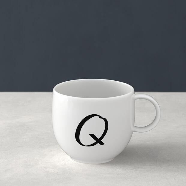 Letters Becher Q 13x10x8cm, , large