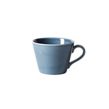 Organic Turquoise tasse à café, turquoise, 270ml