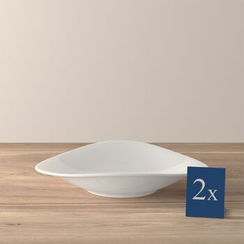Vapiano piatto da pasta set da 2