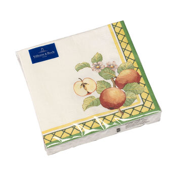 Papier Servietten French Garden,  33 x 33 cm, 20 Stück