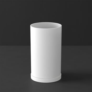 MetroChic blanc Gifts Portacandelina 7,5x7,5x13cm