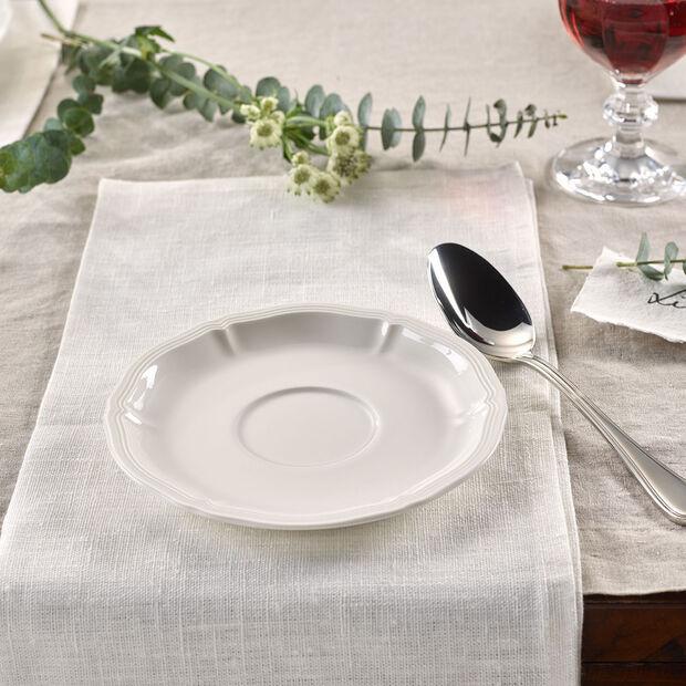 Manoir sous-tasse à soupe, , large