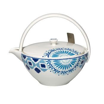 Tea Passion Medina Théière 4 pers. filtre 21x18,5x18,5cm