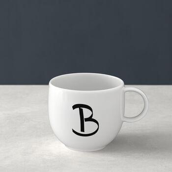 Mug Letters B 13x10x8cm