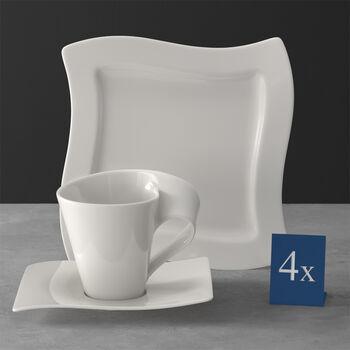 NewWave servizio da caffè 12 pezzi