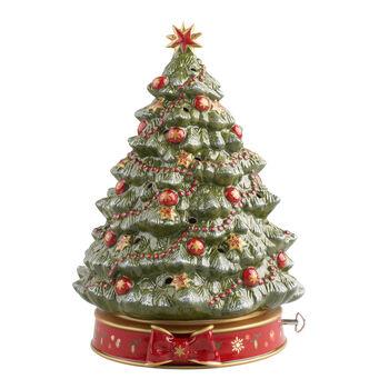 Toys' Delight Villeroy & Boch albero di Natale con carillon